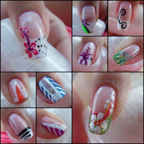 imagenes de uñas pintadas sencillas de los pies fotos de modelos de u 241 as paperblog