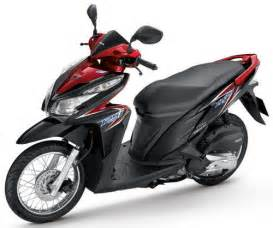 Honda Click 125 I All About Ducati 2012 Honda Click 125i Color Options And Spec