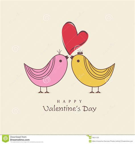 valentines day bird happy valentines day celebration with bird