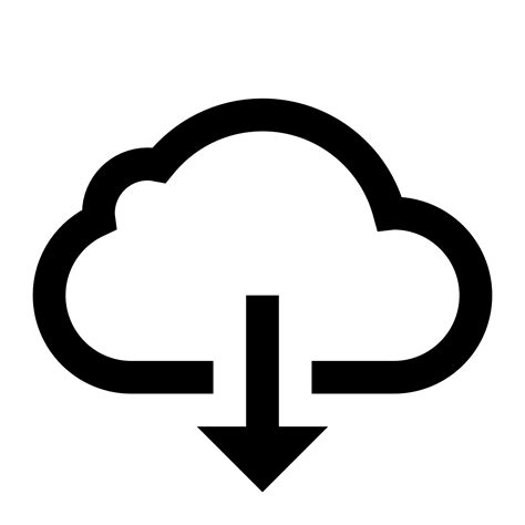 Download From Cloud Icon - Free Download at Icons8