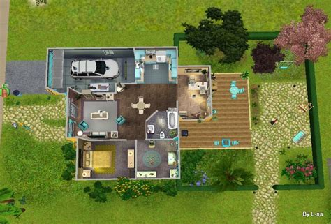 beach side house mod the sims beachside house fully furnitured