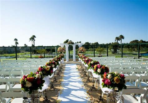 wedding packages in huntington ca seacliff country club wedding venues in orange county