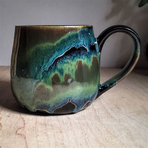galaxy pottery galaxy inspired ceramics that let you drink from the stars