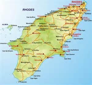 Infos sur : rhodes carte Arts et Voyages