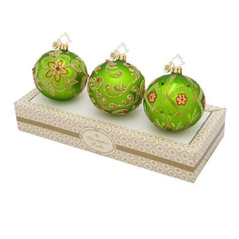 1000 images about christopher radko boxed glass ornaments