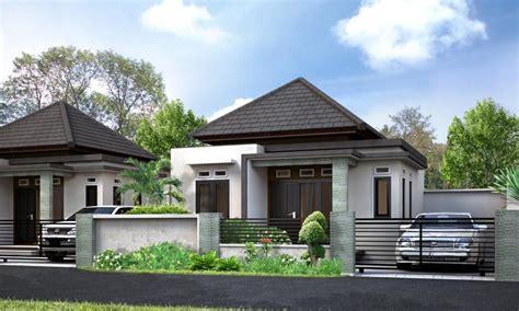 desain rumah minimalis mewah  modern  lantai desain