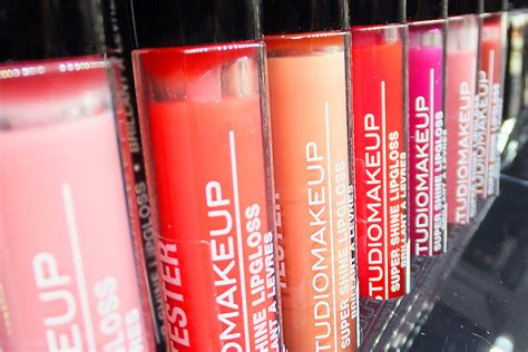 Lipgloss Makeover the new rexall drugstore and its department get a