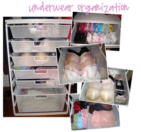 organize your undies how to create a tidy drawer