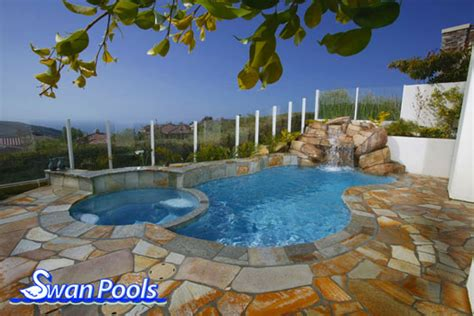swan pools swimming pool gallery pleasure set  stone