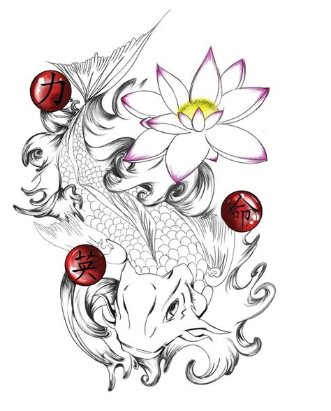 tattoo koi drawing koi tattoo ideas and koi tattoo designs page 3