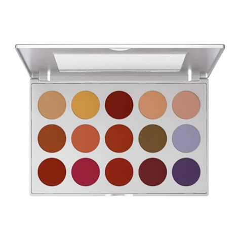 Eyeshadow Kryolan lidschatten palette nt 2 kryolan makeup theatrical make up professional make up for