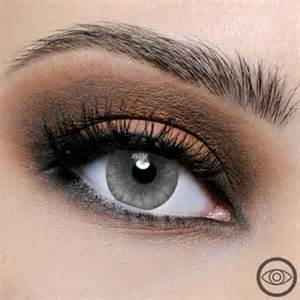 plano colored contacts desio two shades of grey lighter plano 14 5 eye