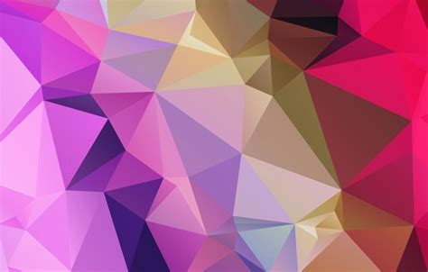triangle light pattern wallpaper color triangle face the volume light