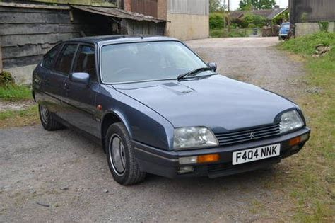Citroen Cx For Sale by For Sale Citroen Cx Gti Turbo 2 In Fabulous Condition