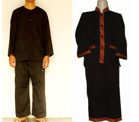 Baju Silat Pangsi tentang budaya 3 jenis pakaian adat banten pakaian adat pangantin baju pangsi dan pakaian