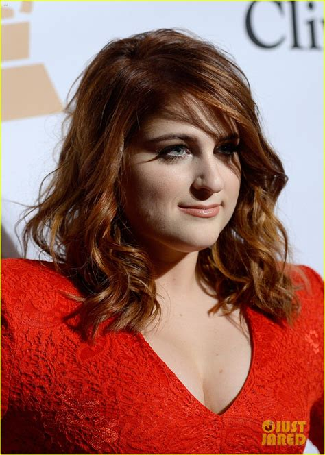 Meghan Trainor 2016 New Hair | meghan trainor debuts new hair color at pre grammys party
