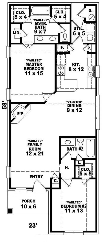 narrow lot ranch house plans chamblin narrow lot ranch home plan 087d 0014 house
