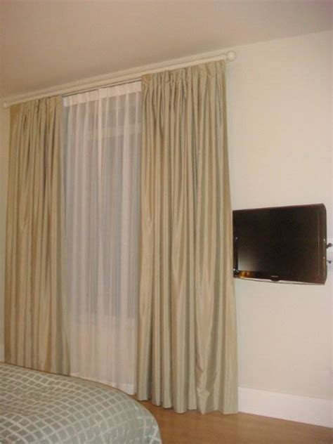 powered curtains motorized curtains and drapes gallery the shade company
