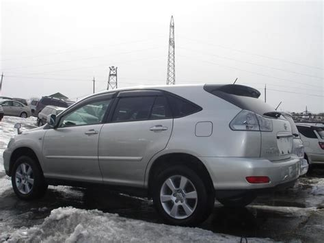 harrier lexus 2005 2005 toyota harrier pictures