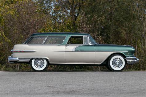 1956 Pontiac Safari Wagon by 1956 Pontiac Safari Fast Classic Cars