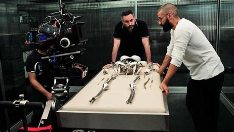 ex machina director ex machina director says his next is even crazier