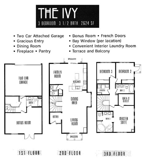 the ivy floor plans the lodge floor plan the ivy
