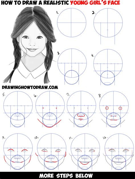 how to draw a realistic s step