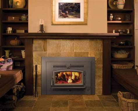 Flush Wood Burning Fireplace Inserts by Lopi Small Flush Hybrid Fyre Quality Fireplace Bbq