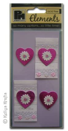 3d stickers for card 3d stickers pm elements purple hearts 163 1 75 card