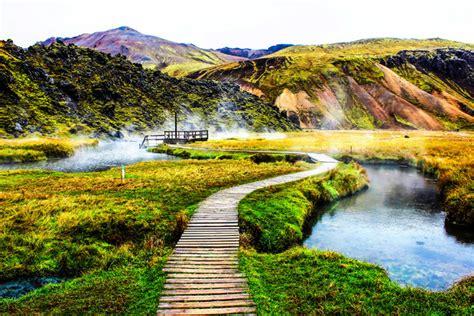 Awe Inspiring by Landmannalaugar Iceland Trover