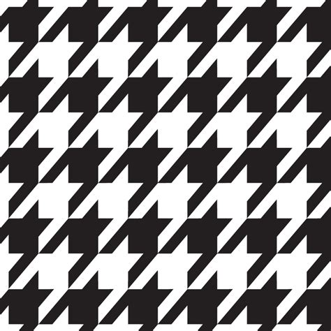 houndstooth template houndstooth patterns and black and white on