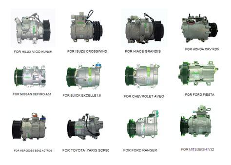oe   sanden type air conditioner compressor