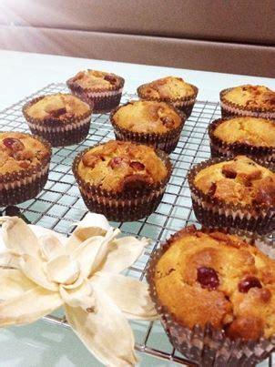 Essence Bapake Pasta Fresh Milk culinary kitchenette cranberry white chocolate muffins
