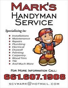 mark s handyman service in santa clarita ca handyman