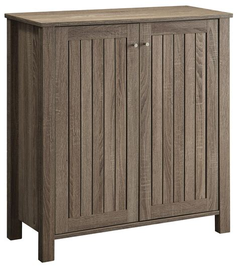 accent cabinets coaster accent cabinets 950551 weathered gray shoe cabinet