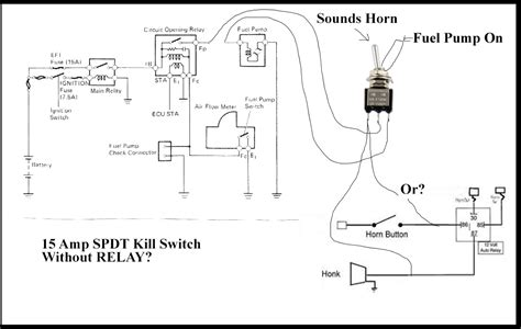 kill switch relay wiring diagram gallery diagram sle