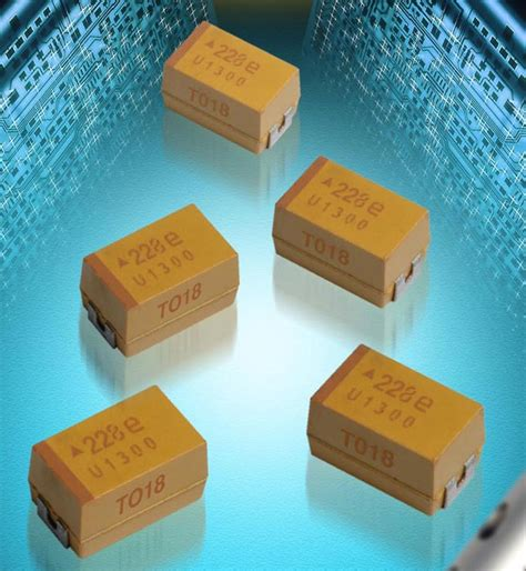 tantalum capacitor voltage coefficient avx s 2200uf 2 5v tantalum multianode capacitor for high power low voltage converters