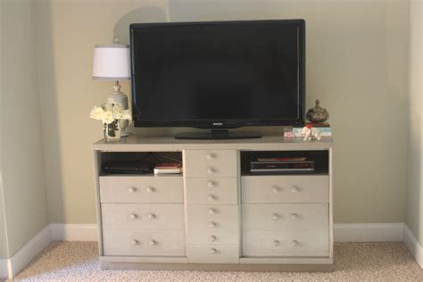 Tv Stand Out Of Dresser by A Nest Diy Dresser Turned Tv Stand