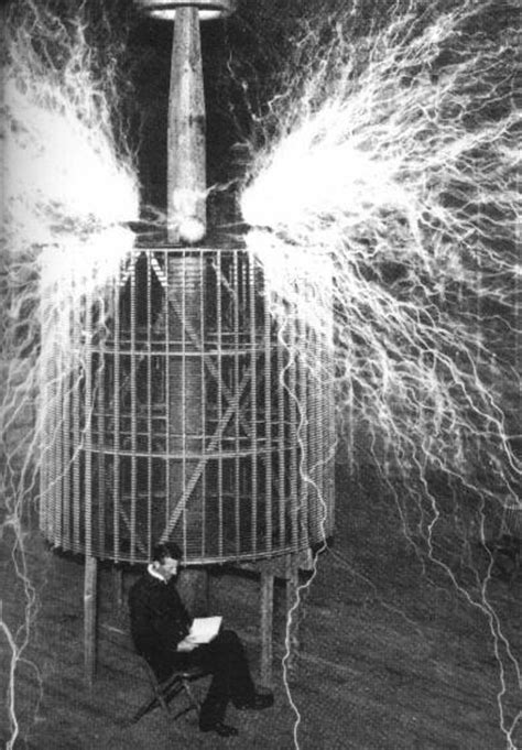 Nikola Tesla Transformer The Next Door Nikola Tesla And Resonating Earth