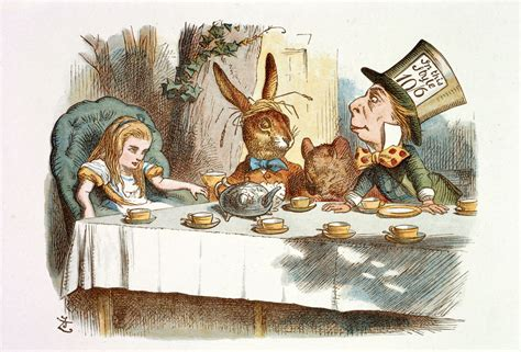 theme line alice in wonderland alice s adventures in wonderland and the theme of time