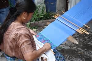 Making a rebozo with telar de cintura livepuntamita com