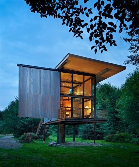 Small Home Architecture Big Ideas Small Buildings Some Of Architecture S Best