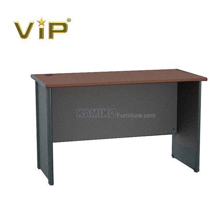 Meja Kerja Merk Vip vip ms 601 meja kantor 1 2 biro kamiko furniture