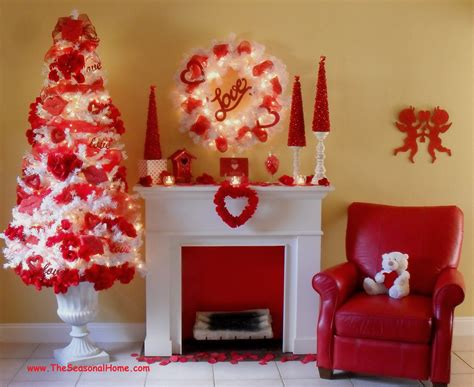 valentines home decorations a cozy valentine s day 171 the seasonal home