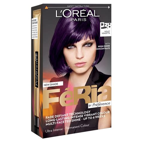 permanent hair color purple purple black hair dye loreal www pixshark images