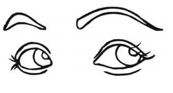 eye coloring page human parts coloring