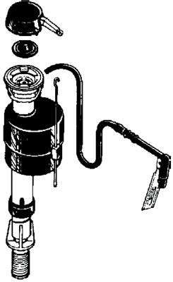 Locke Supply Plumbing by Products Fill Valve