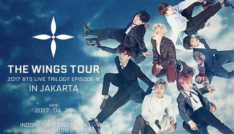 bts konser 2018 harga tiket konser bts indonesia resmi rilis mulai rp 1