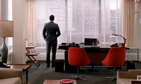 don draper office don draper man with a plan