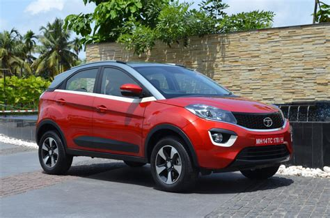 indian car tata spied tata compact suv nexon without disguise indian